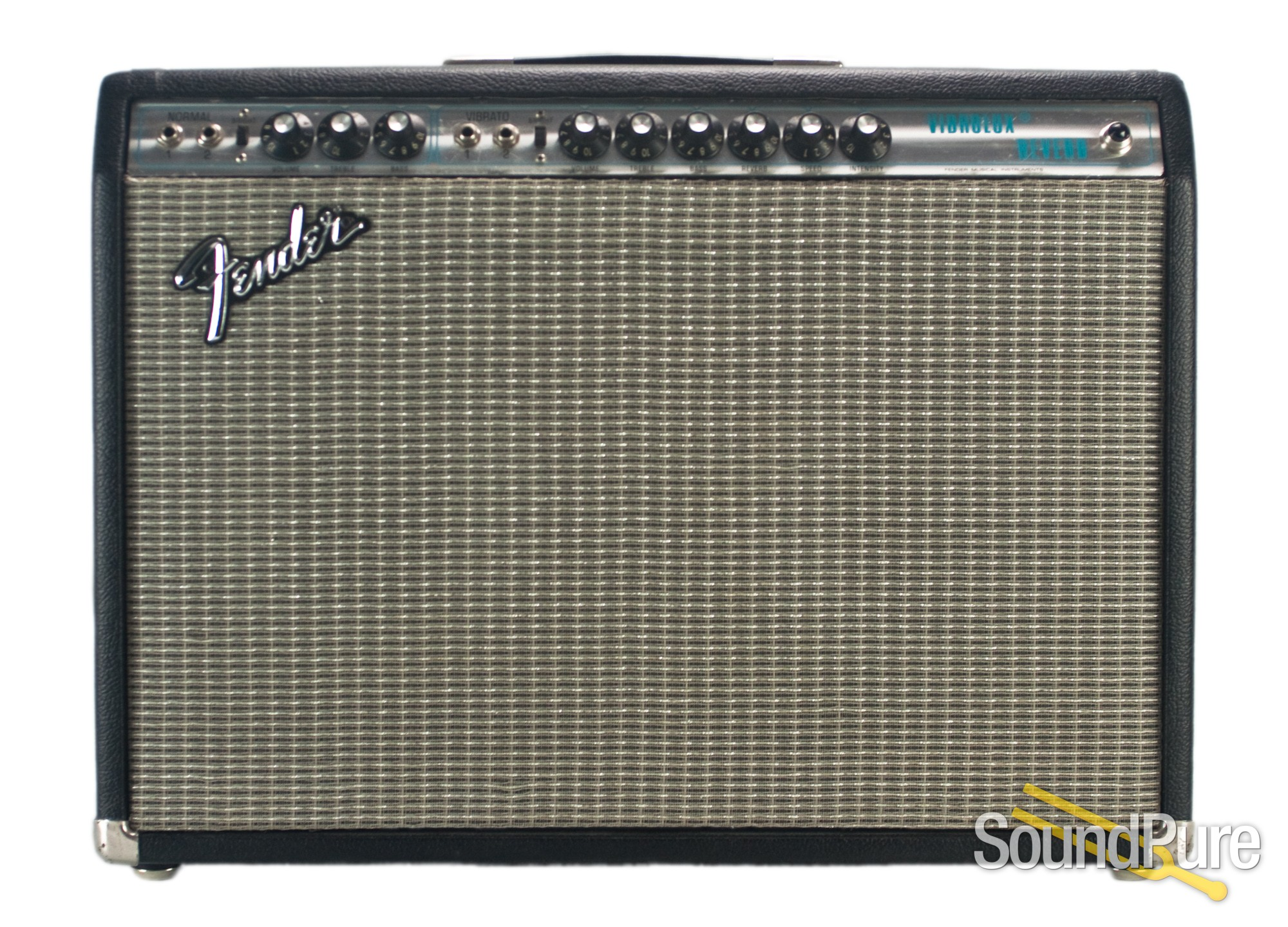 dating a fender amp