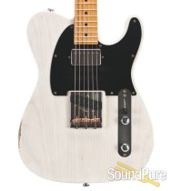 Suhr Classic T Antique Trans White HS Electric #JST3Q2Y