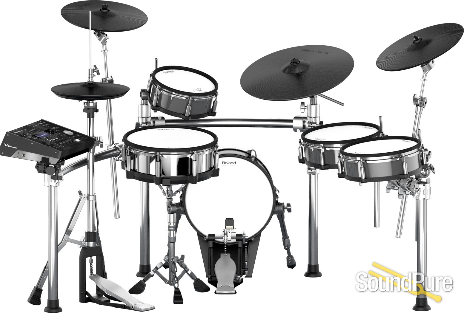 Roland td 50kv s v drums electronic drum set soundpure roland td 50kv s v drums electronic drum set from roland solutioingenieria Image collections