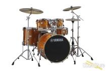 Yamaha Stage Custom Shell Pack Honey Amber SBP2F5
