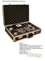 CharterOak Small Studio Collection of Microphones