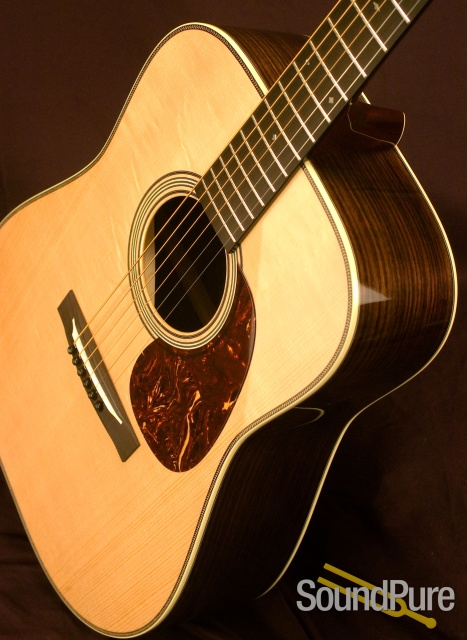 Huss And Dalton Td R Custom Acoustic Guitar Soundpure Com
