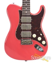 John Suhr Custom Classic TS Antique Fiesta Red HHH #JS9U5Q