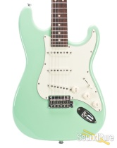 Suhr Classic Pro Surf Green IRW SSS Electric Guitar