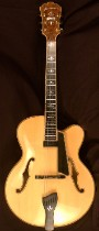 Buscarino Virtuoso SP0599708 Archtop Guitar