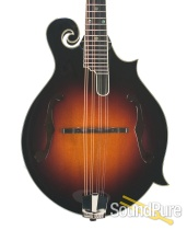 Eastman MD815-SB Addy/Flame Maple F-Style Mandolin #11652444
