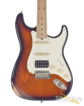 Tuttle 2-Tone Sunburst Custom Classic Worn S #235 - Used