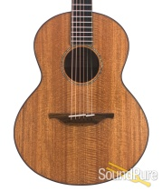 Lowden S35M Fiddleback Mahogany Acoustic #20572
