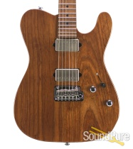 Suhr Classic T 24 Natural Roasted Swamp Ash #29709 - Used