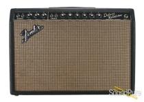 Fender 1967 Deluxe Reverb Blackface Vintage Amp - Used