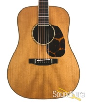 Bourgeois D Aged Tone Addy/Brazilian Large Soundhole #7300