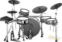 Roland TD-50KV-S V-Drums With KD-A22 Kick Drum Converter