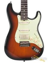 Michael Tuttle Tuned S 2-Tone Sunburst HSS Electric #408
