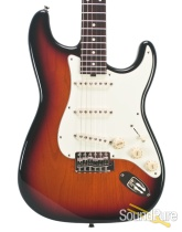 Michael Tuttle Tuned S 3-Tone Sunburst SSS Electric #409