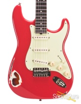 Michael Tuttle Tuned S Fiesta Red SSS Electric #412