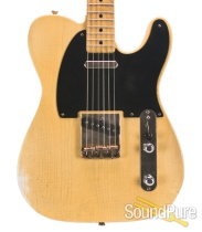 Mario Martin T-Style Nocaster Blonde #1016217
