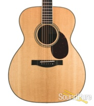 Santa Cruz OM Grand Sitka/RW Acoustic Guitar #072 - Used