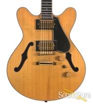 Ribbecke Testadura Thinline Semi-hollow Guitar #314 - Used