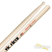 Vic Firth F1 American Classic Drumsticks-Wood Tip
