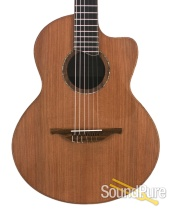 Lowden S50 Jazz African Blackwood/Sinker Redwood #20743