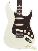 Michael Tuttle Tuned S Olympic White SSS Electric #414