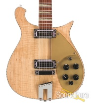 Rickenbacker 2006 620 Natural Electric #05112 - Used