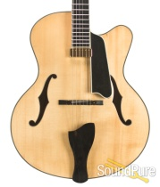Eastman AR810CE-BD Blonde Archtop #10355230 - Used