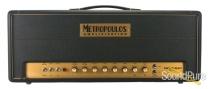 Metropoulos Metro-Plex Amplifier Head, Black - Used