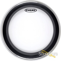 """Evans 20"""" EMAD Batter Drumhead Coated"""