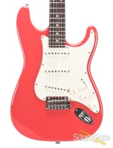 Suhr Classic Pro Fiesta Red IRW SSS #JST7E8L - Used