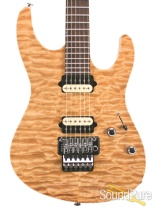 Suhr Modern Ltd. Edition Carve Top Natural Finish - Used