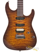 Suhr Standard Ltd. Edition Chambered Honeyburst - Used