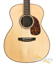 Goodall Traditional Addy/Mahogany OM Acoustic #6340 - Used