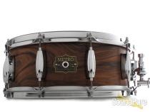 Metro Drums 5.5x14 Jarrah Ply Snare Drum-Rosewood Satin