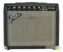 Fender '82/'83 Rivera-Era Super Champ 1x10 Combo Amp - Used