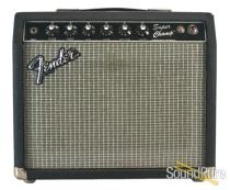 Fender '82/'83 Rivera-Era Super Champ 1x10 Combo Amp - Used