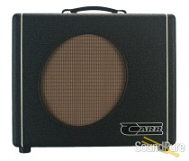 Carr Amplifiers Mercury V 16W 1x12 Combo Amp, Black