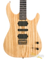 Buscarino Mira Natural Finish Solidbody - Used