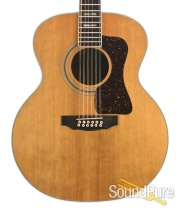 Guild JF55-12-NT 12 String Acoustic Guitar - Used