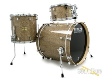 Pork Pie 3pc Maple Drum Set-B20 Cymbal Sparkle-22""