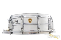 Ludwig 5x14 Super Sensitive Chrome Over Brass-Pre Serial