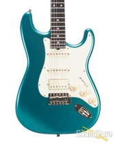 Tuttle Custom Classic S Satin Aqua Metallic HSS #394 - Used
