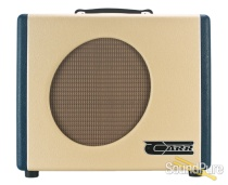 Carr Amplifiers Mercury V 16W 1x12 Combo, Blue & Cream
