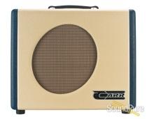Carr Amplifiers Mercury V 16W 1x12 Combo, Blue & Cream