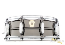 Ludwig 5x14 Black Beauty Snare Drum-Imperial Lugs