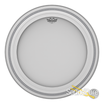"""Remo 22"""" Powerstroke Pro Bass Coated Drumhead"""