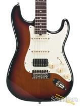 Tuttle Custom Classic S 3-Tone Sunburst HSS #227 - Used