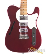 Suhr Custom Classic T Candy Apple Red TV Jones #31387 - Used