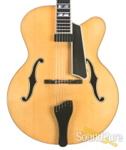 "Palen 17"" Natural Blonde Archtop #62 - Used"
