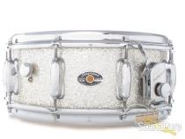 Slingerland 5.25x14 Artist Model Snare Drum-Silver Sparkle